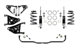 1967 - 1969 Suspension Kit (DSE Speed Bishop Kit 2), Front, Small Block LS or Big Block