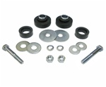 1970 - 1973 Radiator Support Bushing Set at Subframe, Hardware Included