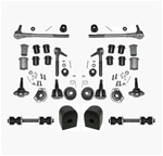 1971-1972 Basic Suspension Overhaul kit