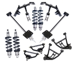 1970 - 1981 Ridetech Coilover Suspension Kit, Level 2 HQ Series