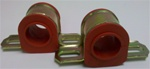 1967-1981Camaro Front Sway Bar Bushing With Mounting Brackets ( POLY ) PAIR