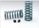 "1982 - 1992 Camaro Front & Rear Coil Springs, 1"" Drop"