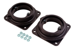 1967 - 1969 Camaro Lower Coil Spring Adapters for QA1 Tubular Lower A Arms