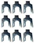 "Chevy Camaro Front End Alignment Shims 1/32"" - Set of 9"