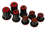 1967 - 1969 Camaro Complete UPPER and LOWER Polyurethane Control A-Arm Bushings Set, 8 Pieces