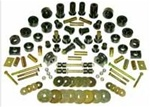 1970 - 1972 Camaro Polyurethane Suspension Kit With Multi Leaf Rear Springs