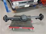 1968 Camaro 10-Bolt Rear End Axle Assembly, Original GM Used
