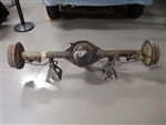 1967 Camaro 12 Bolt Rear End Axle Assembly, Used GM