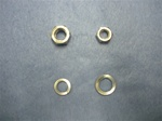 1967 - 1973 Steering Coupler Shaft Stud Nuts and Washers