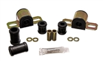 1967 - 1981 Polyurethane Rear Sway Bar Bracket/Bushing Kit, 9/16 Inch Diameter