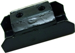1967 - 1974 Camaro Transmission Crossmember Rubber Mount, Except TH-400