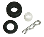 1969 - 1981 Camaro Steering Column Reverse Lock Out Back Drive Rubber Bushing Insert Set