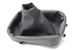 1997 - 2002 Camaro Leather Shifter Boot with Plastic Ring