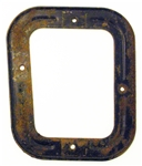 1967 Camaro Automatic Floor Shifter Mounting Ring Plate