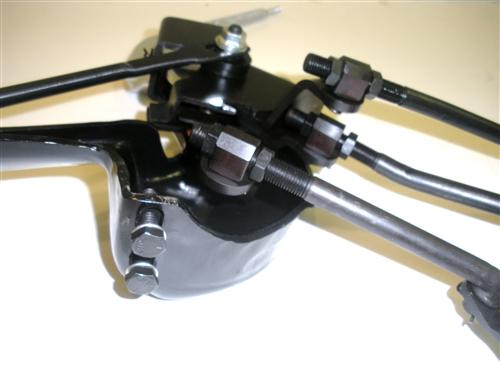 1967 - 1968 Camaro 4-Speed Shifter Assembly for Muncie Transmission