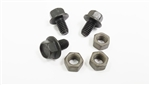 1967 - 1981 Automatic Transmission Converter to Flywheel Bolt and Nut Set of Three