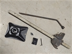 1974 - 1977 Trunk Jack Kit, USED Original GM