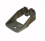 1969 Endura Bumper Trunk Jack Hook Extension Bracket