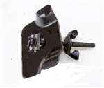 1974 - 1981 Camaro Bumper Jack Mounting Bracket, Retainer Bolt and Wing Nut Set