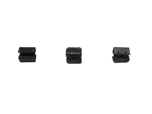 1967 - 1969 Camaro Trunk Light Wiring Harness Clips Set of 3 Wiring Clip on
