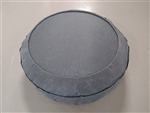 1972 - 1981 Camaro Full Size Spare Tire Cover with Herringbone Pattern, Felt Material
