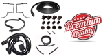 1979 - 1981 Camaro T-top Rubber Weatherstrip Seal Kit, Fisher Style