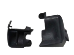 1993 - 2002 Camaro Top of Door Front Pillar Weatherstripping End Cap Seals