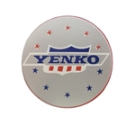 YENKO Wheel Center Cap Decals, Each