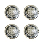 Rally Wheel Center Caps, OE Style GM Licensed Set of 4