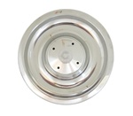 Rallye Wheel Flat Cap Center Backing Plate Only