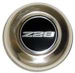 1979 - 1981 5 Spoke Wheel Center Cap Z28, Each