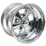 1967 - 2002 Camaro Cragar Series 61C Chrome S/S Super Sport Direct Drill Mag Wheel 15 x 10