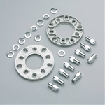 Cragar Wheel Spacer Kit for 4 Piston Calipers, 1/2""