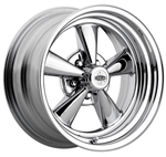 1967 - 2002 Camaro Cragar Series 61C Chrome S/S Super Sport Direct Drill Mag Wheel 15 x 6