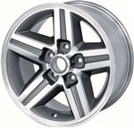 1985 - 1987 IROC-Z Aluminum Wheel, 16 X 8 Front, NEW!