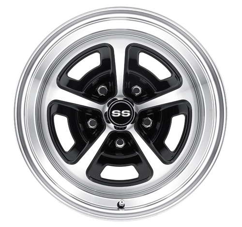 Magnum 500 Wheels >> Legendary Magnum 500 Alloy Ss Wheel 15x7 Super Sport Rim Only Gm Bolt Pattern