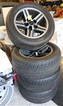 1985 - 1987 Camaro IROC Z28 Wheels, Original GM Set of 4