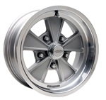 1967 - 2002 Camaro Cragar Eliminator with Gray Center Direct Drill Mag Wheel 15 x 7