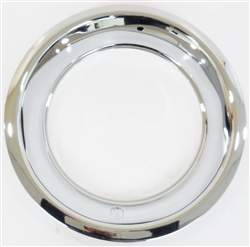 15 X 8 Wheel Trim Ring, Rally Wheel Style Each Smooth Edge