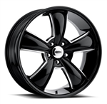 Cragar Modern Muscle Series RWD - 4 3/4 Bolt Pattern Wheel 18 x 8