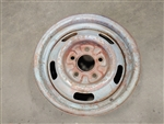 1967 Camaro 14 X 6 DG Coded Chevy Rally Wheel Rim, Each