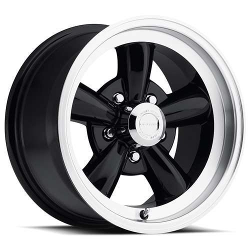 Vision 141 Legend 5 Spoke Wheel Rim Gloss Black With