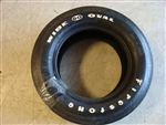 Firestone Wide Oval F60 X 15 Tire, Vintage NOS