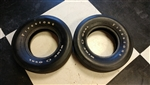 Firestone Wide Oval G70 X 14 Tires, Used Vintage Original Pair