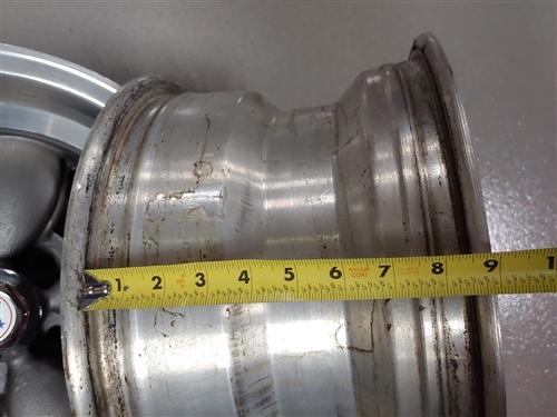 American Racing Wheels, Daisies 200 S Coke Bottles, 15 X 8 5 Vintage Used  Pair