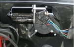 1967 Wiper Motor, 2 Speed With Delay, Replacement