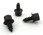 1969 Windshield Wiper Switch Mounting Hardware Set, 3 Pieces