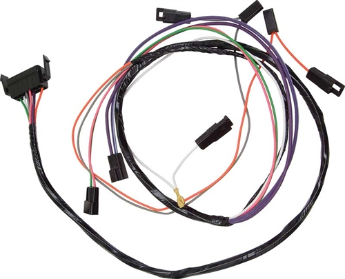 1967 1969 console shift conversion wiring harness 1968 mustang wiring harness 69 camaro console wiring harness #27