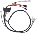 1979 Rear Defroster Wiring Harness