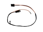 1975 - 1976 Camaro Air Conditioning Compressor Extension Wiring Harness